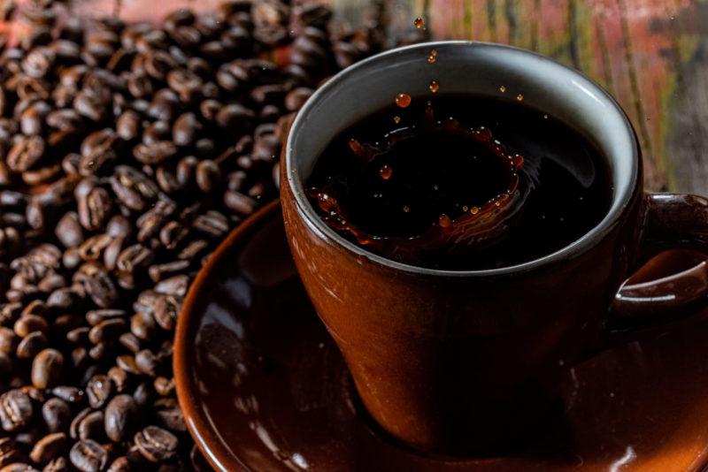 コーヒーホット