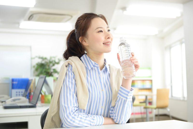 化粧品の不都合な真実 水分補給