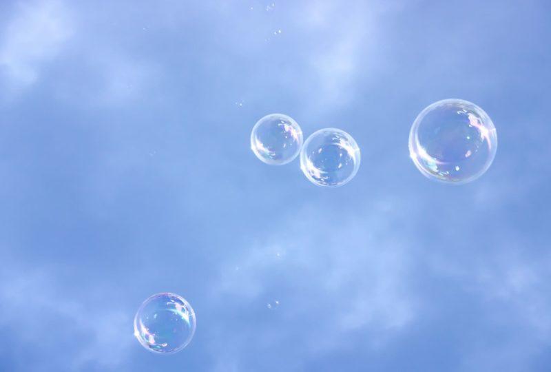 プラセンタ石鹸の使い方と効果 シャボン玉