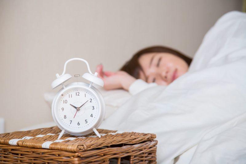 インナードライ肌とはどのような状態? 睡眠