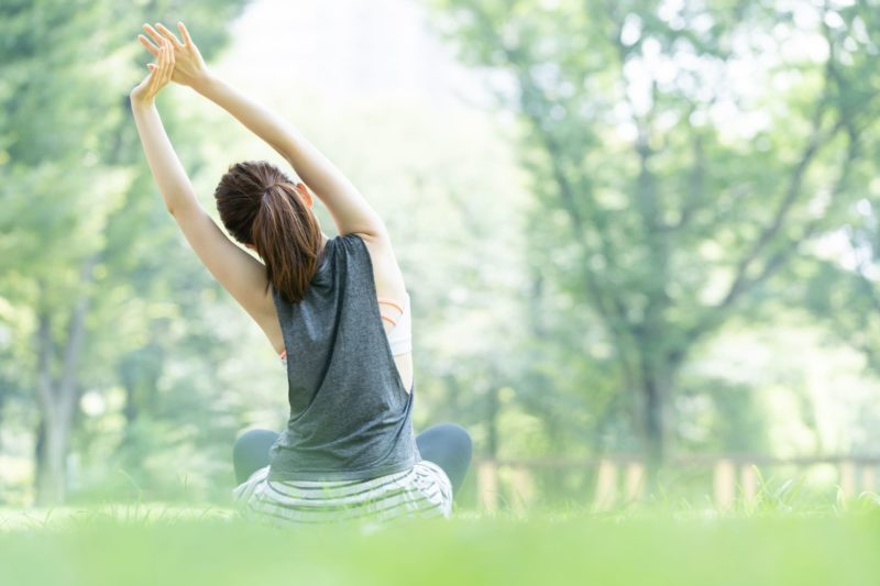 乾燥肌とはどのような状態の肌? 運動