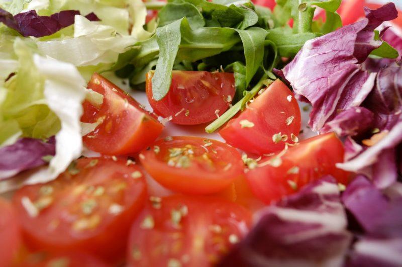 コロナストレスと肌の関係 食事