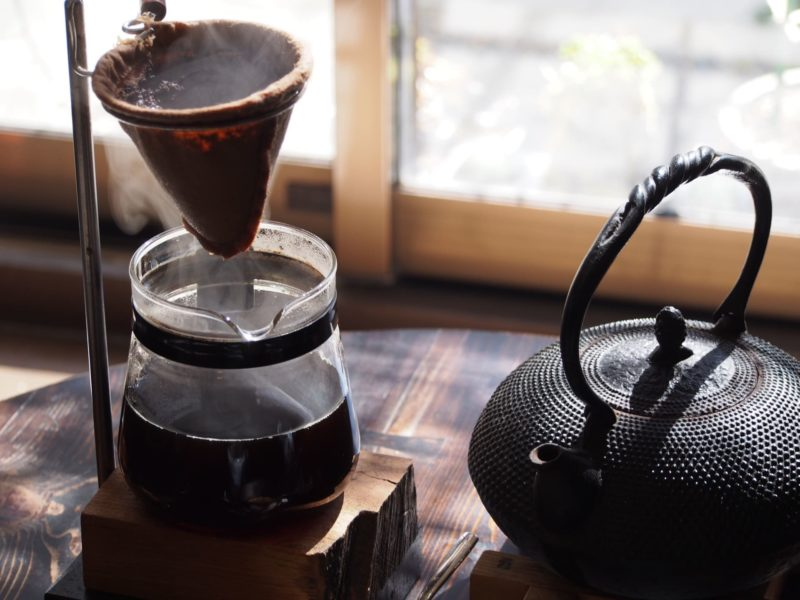 潤い肌をつくるセラミドは食べ物から コーヒー