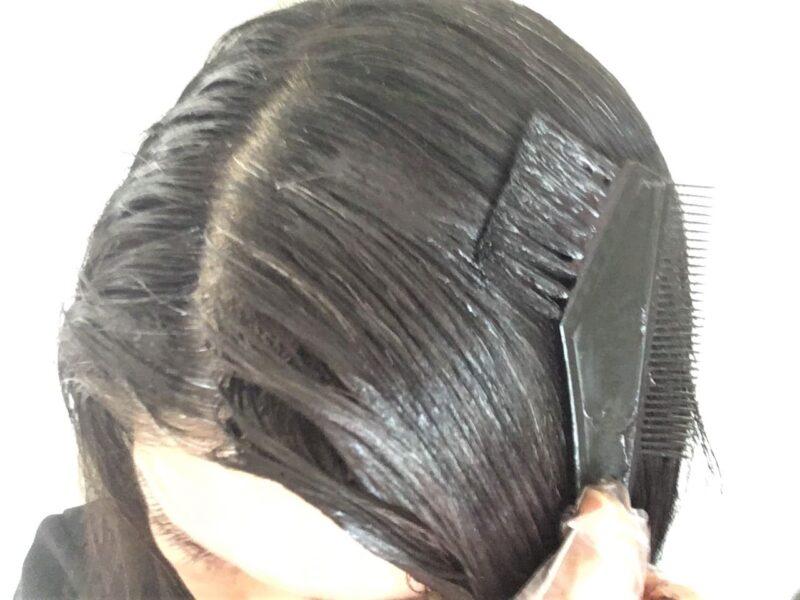 髪を黒染めする時の方法と正しい知識 セルフ