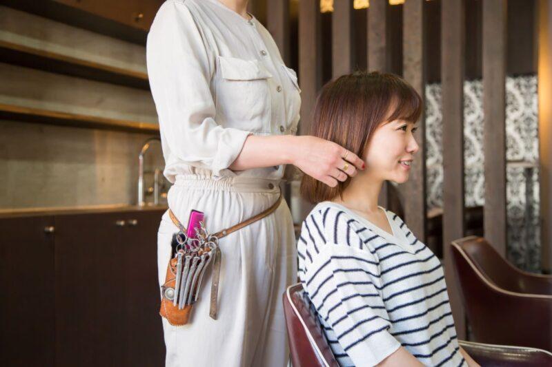 髪を黒染めする時の方法と正しい知識 美容院