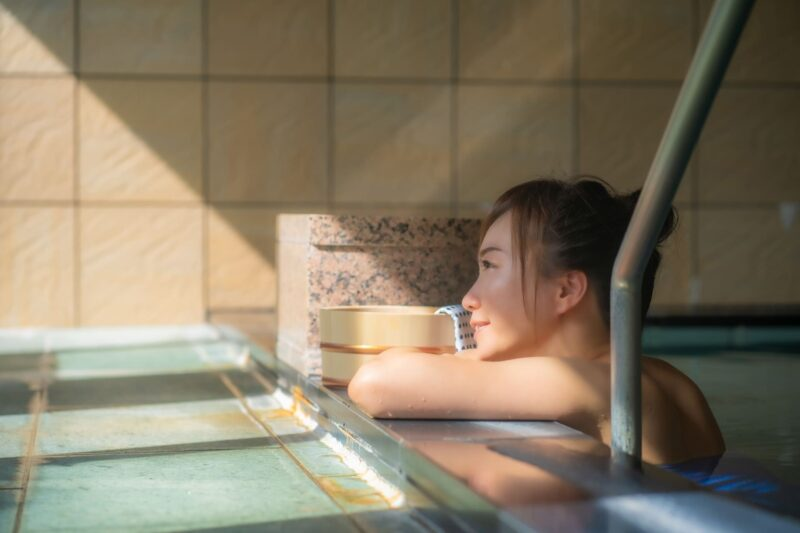 乾燥肌とはどのような状態の肌? お風呂