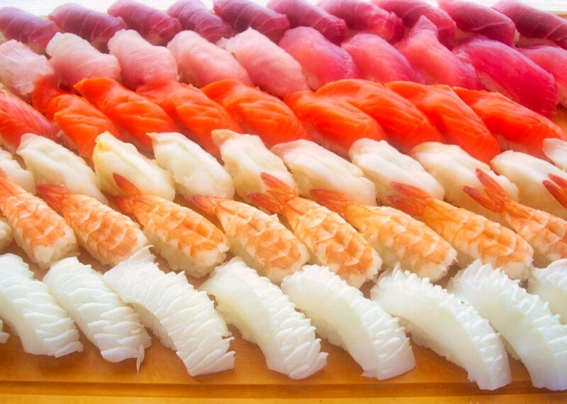肌を健康に保つ為の栄養素とは? 魚