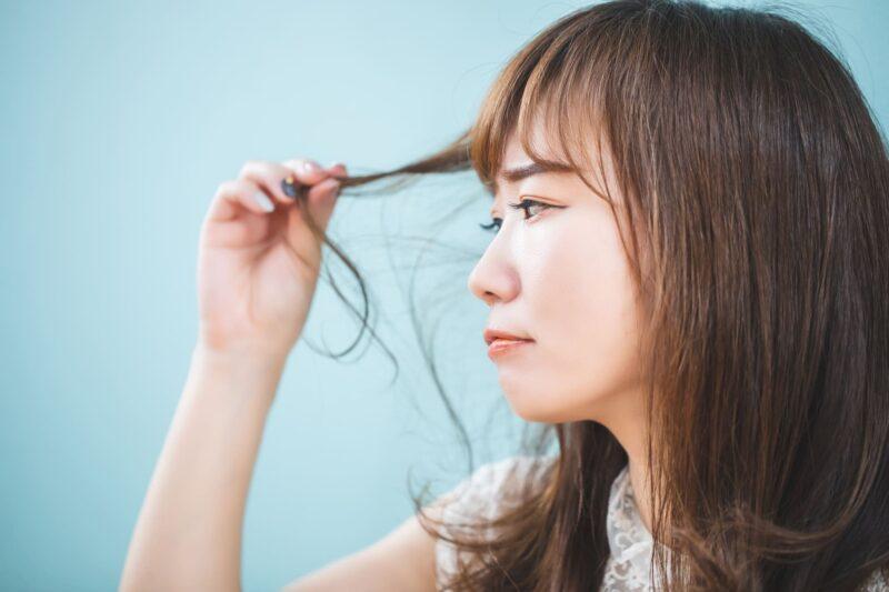 髪も保湿が大事。乾燥髪の予防と対策 髪の痛み