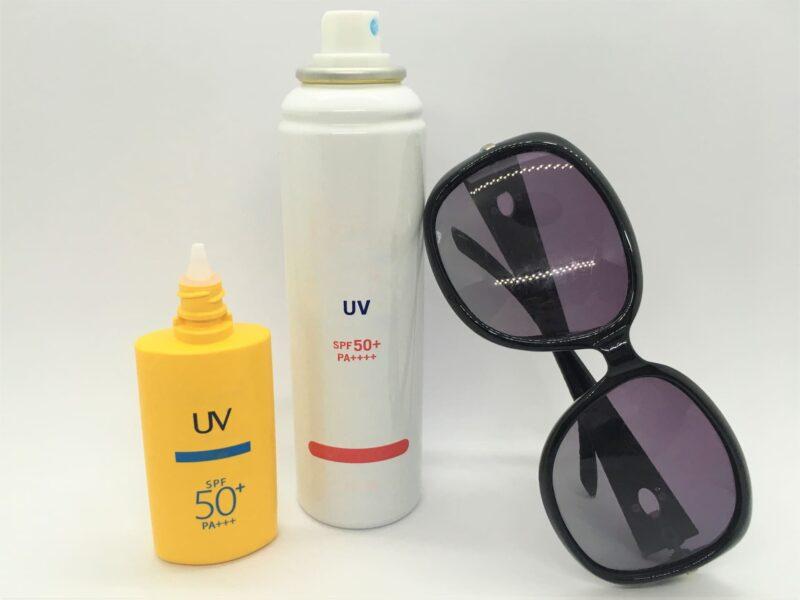 髪の日焼け対策と紫外線の関係 日焼け止めスプレー