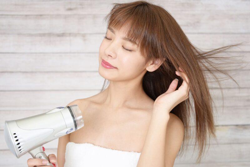入浴は乾燥肌にどのような効果がある? 髪