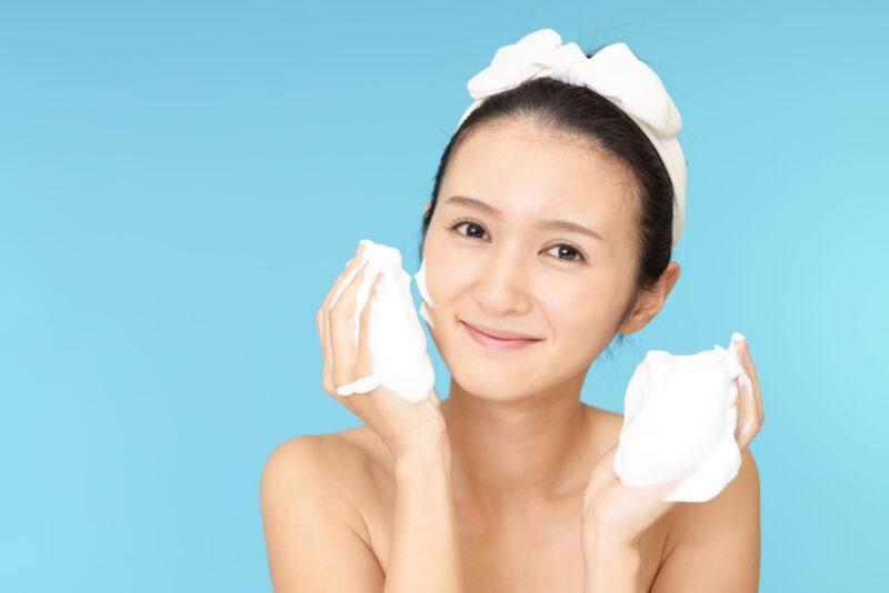 乾燥肌とは?炎症・対処法編 洗顔