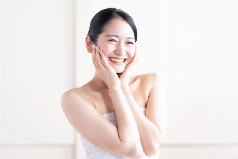 セラミドを増やして敏感肌をケア スキンケア