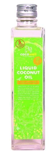 cocowellのリキッドココナッツオイル